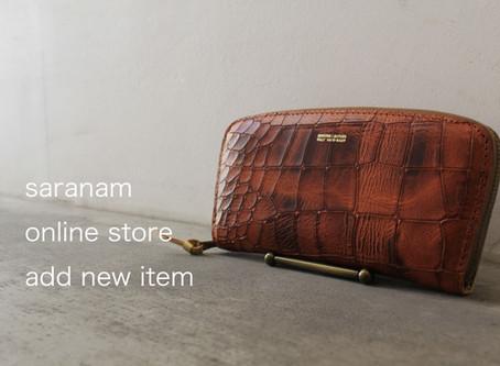 add new item