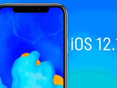 Вышла iOS 12.1.3 с важными исправлениями — что нового, полный список нововведений