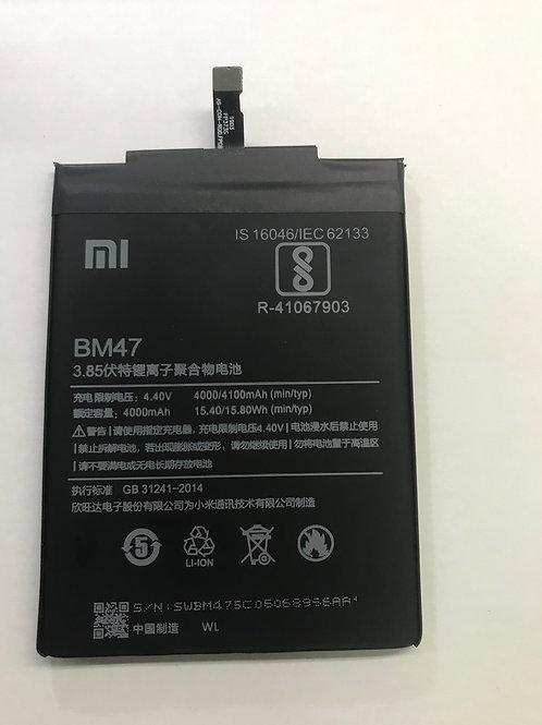 АКБ Xiaomi Redmi 4x