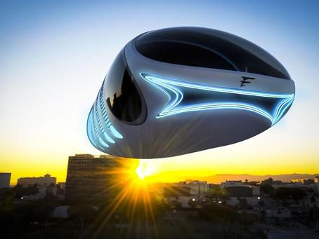 Аэромобиль из Воронежа Scienex Flyter выпустят тиражом 50 млн экземпляров