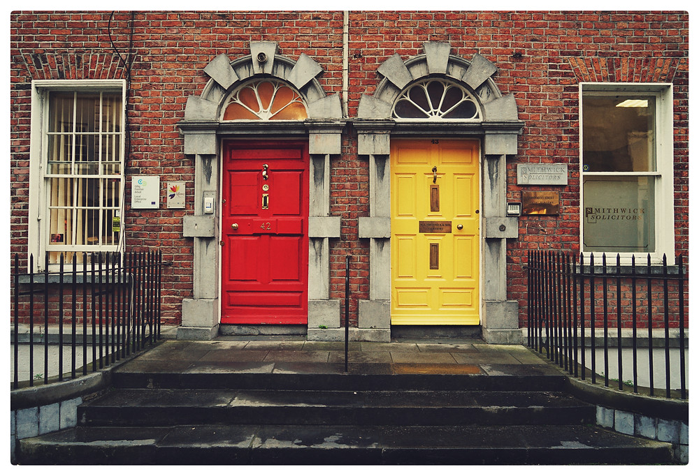 Image of doors (Photo by Robert Anasch on Unsplash)