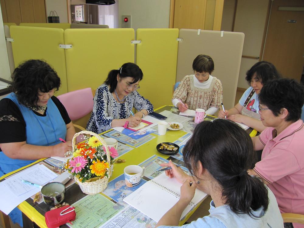 石川文代先生の講義