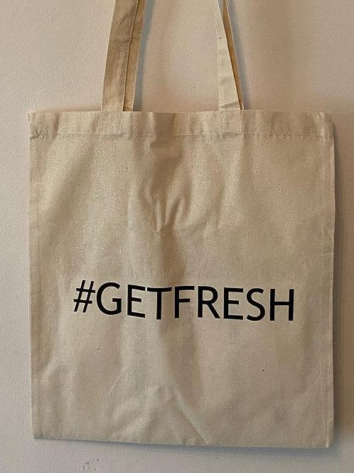 #GETFRESH Tote's