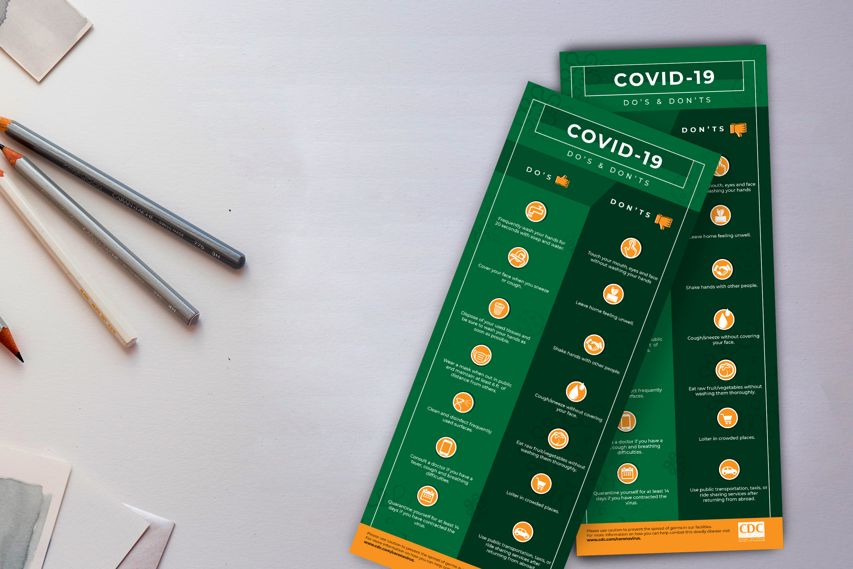 COVID Campus Card