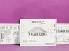 HousePlans - Adkinson Residence
