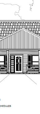 Colby House Plan - Floor Plan