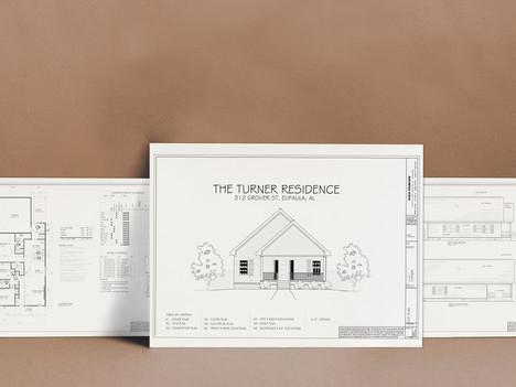 HousePlans - Turner Residence