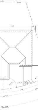 Grande House Plan - Site Plan