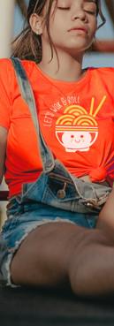 Trend Tee Clothing - Let's Wok Tee