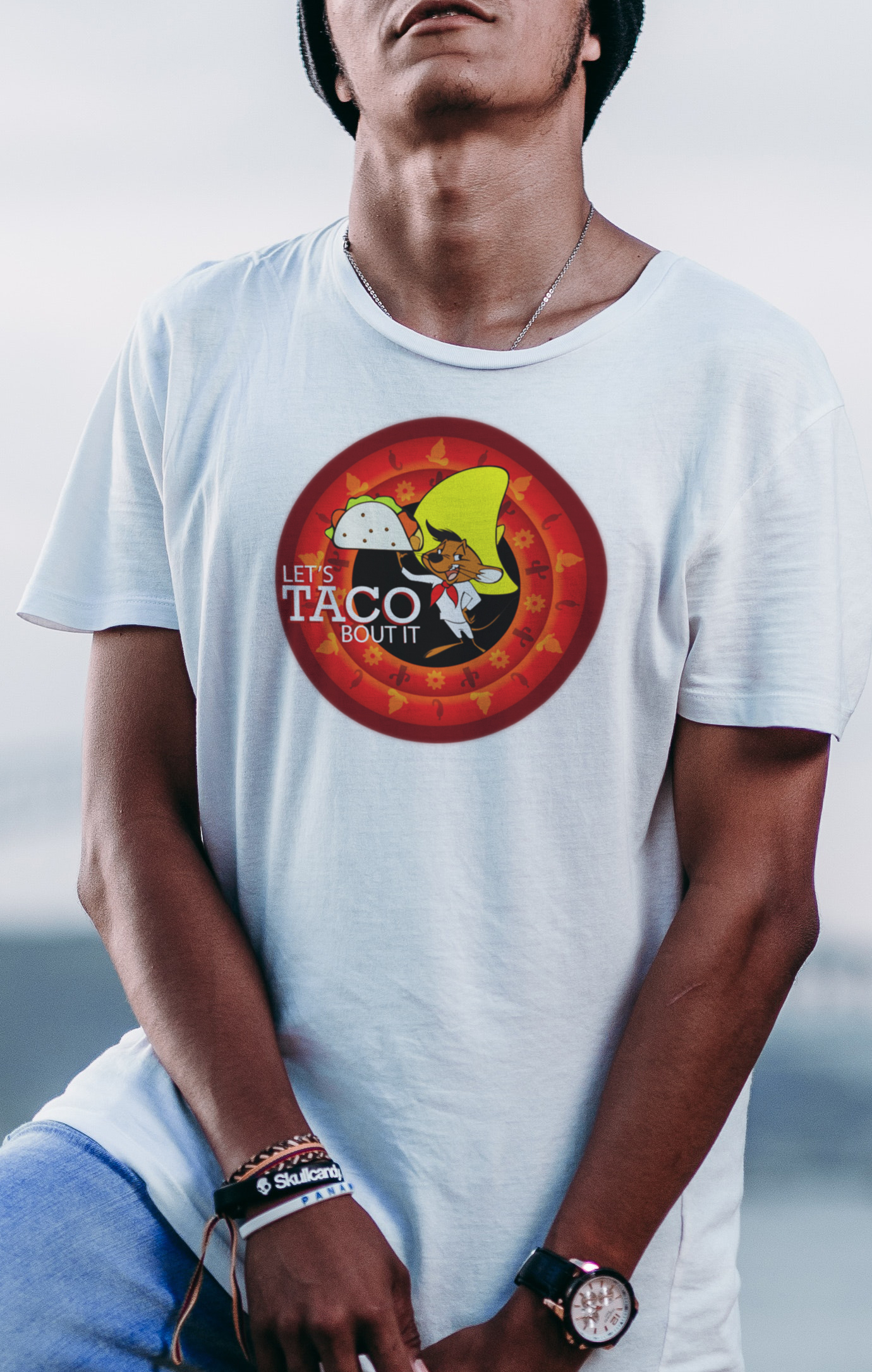 "Trend Tee Clothing - ""Let's Taco Bout It"" Tee"