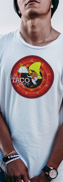 """Trend Tee Clothing - """"Lets Taco Bout It"""" Tee"""