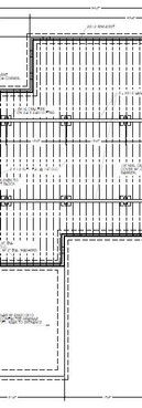 Grande House Plan - Foundation Plan