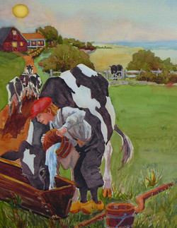 Jan Napjus & the Ghost - Cows