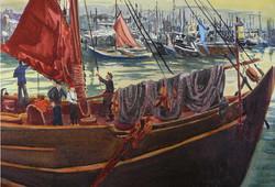 Jan Napjus & the Ghost - Fishing