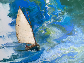 New Artwork Available On Display at the Old Sculpin Gallery until July 23, 2021