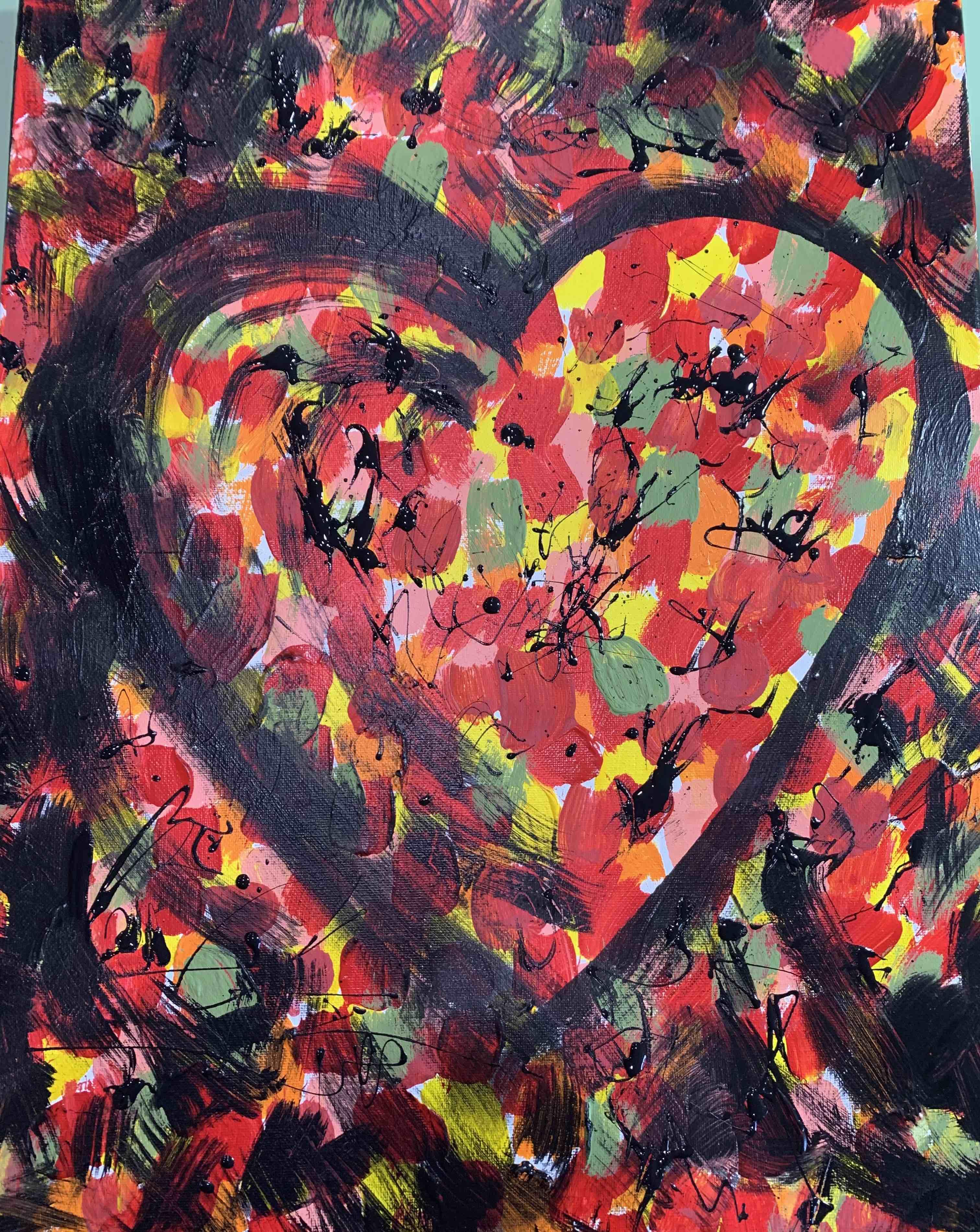 Heart like Dine