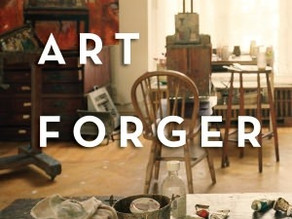 The Art Forger - Cr8V Soul Artist Book Club - August Selection