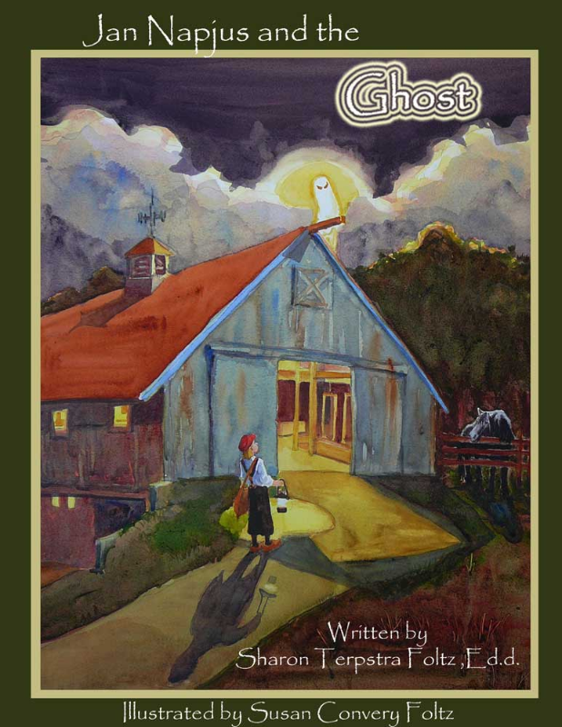 Jan Napjus & the Ghost