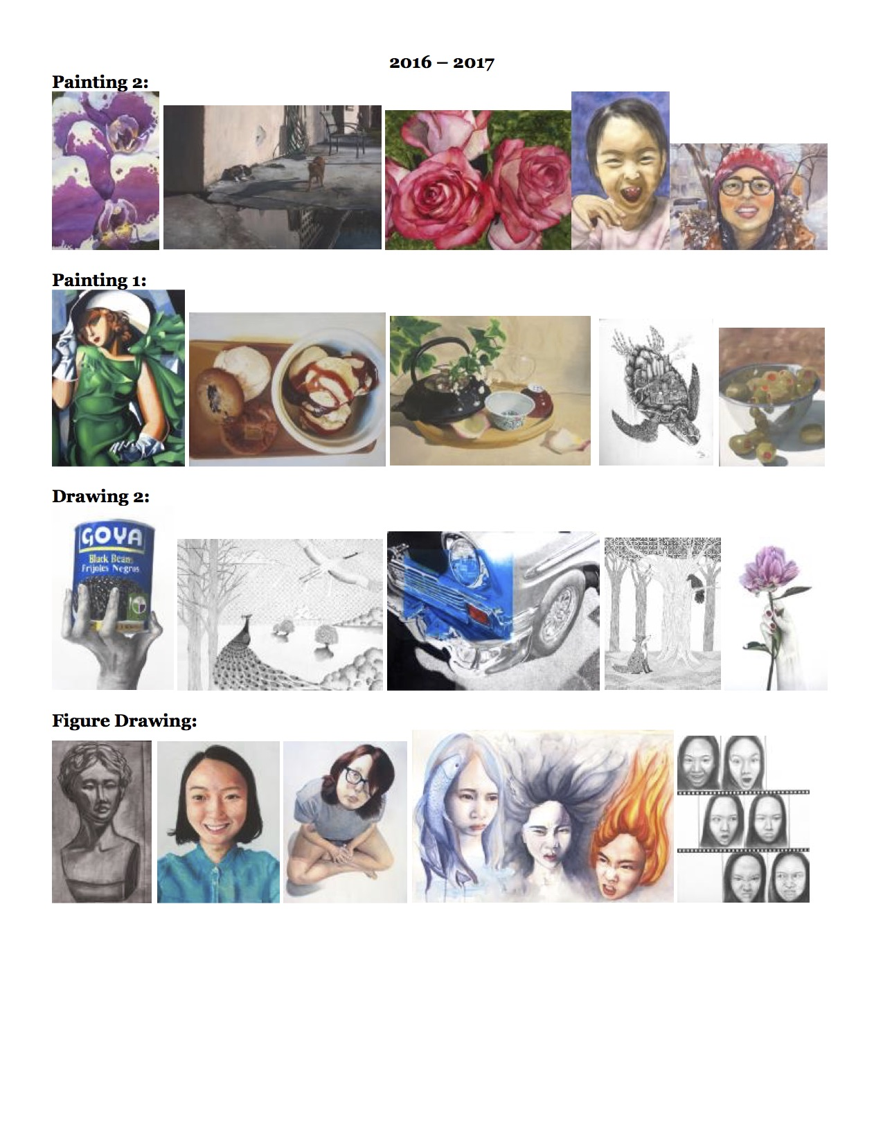 Susan Convery Student Examples 2016 2017 p2