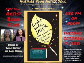 Cr8v Soul October Art Book Club Selection :