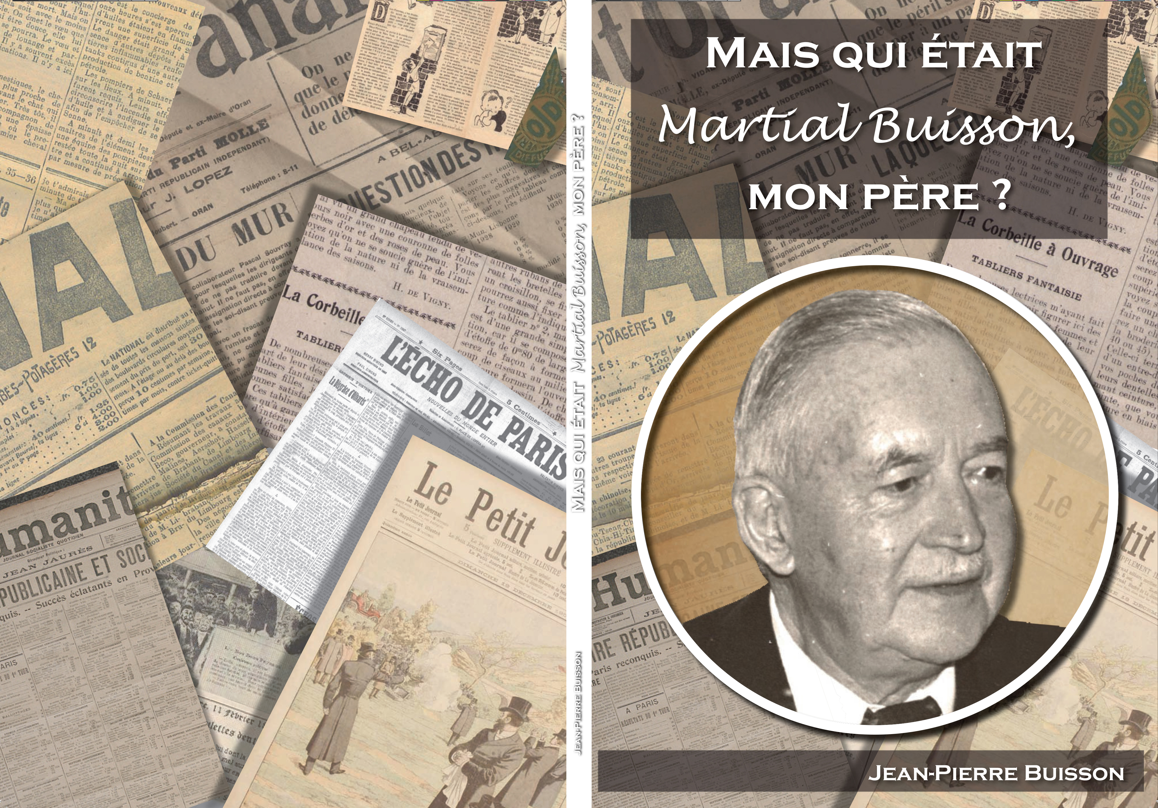 Biographie de Martial Buisson