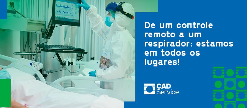 Conheça os segmentos atendidos pela CADService!