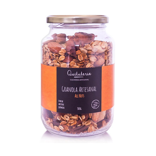 Granola All Nuts - 300g
