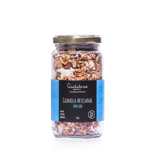 Granola Low Carb - 300g