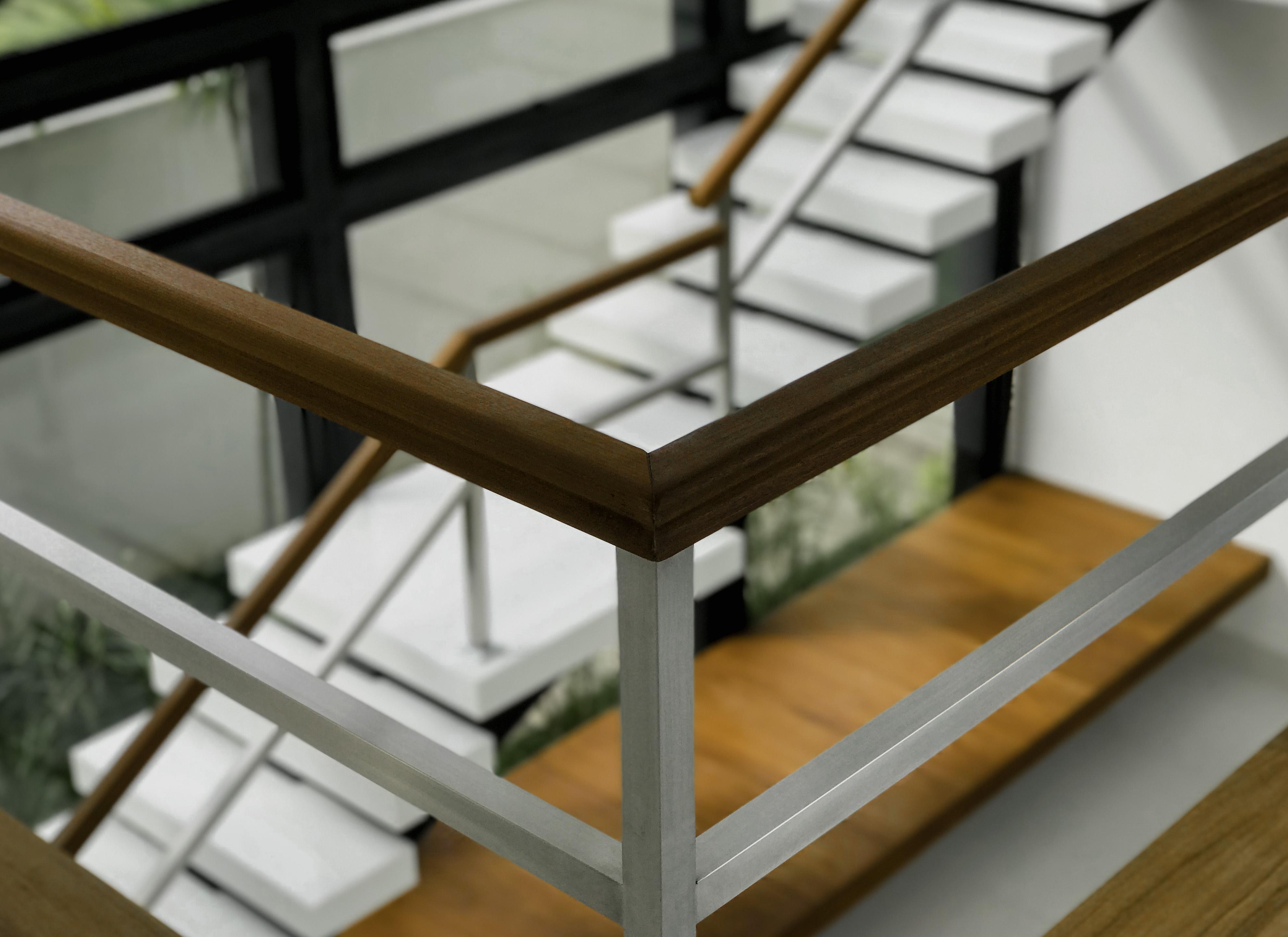 Detalhe Escada