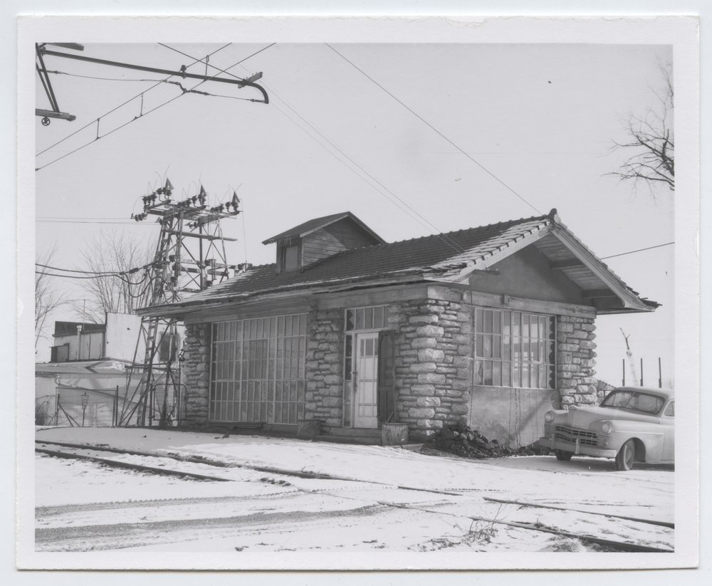 KCKV depot