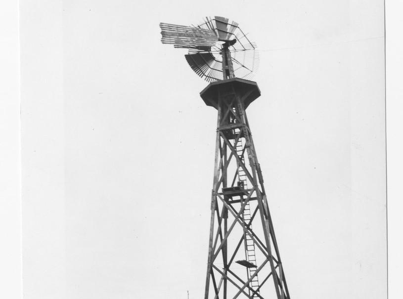 ATSF windmill