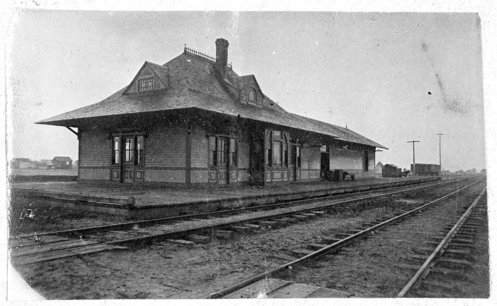SLSF railroad