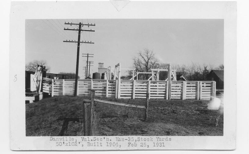 ATSF cattle pens