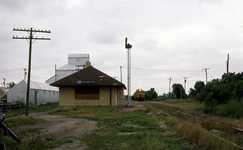 CRI&P depot