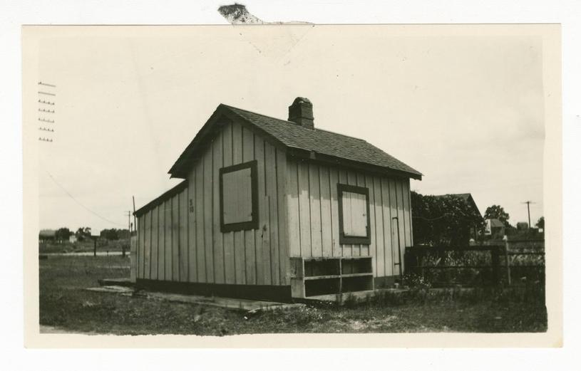 ATSF repair house