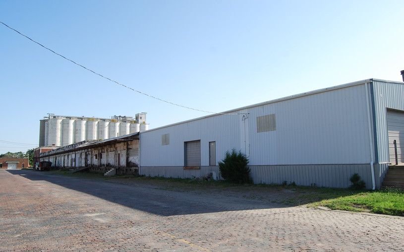 UP freight house