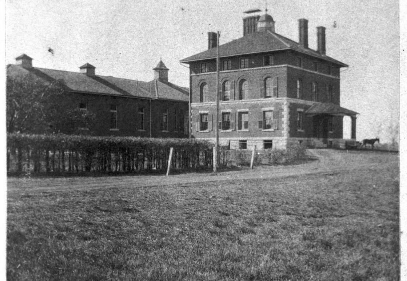 ATSF hospital