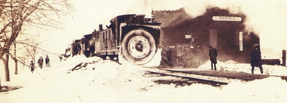 UP depot