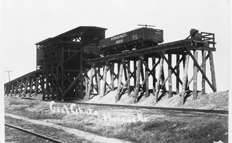 MP coal chute