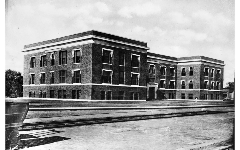 ATSF division offices