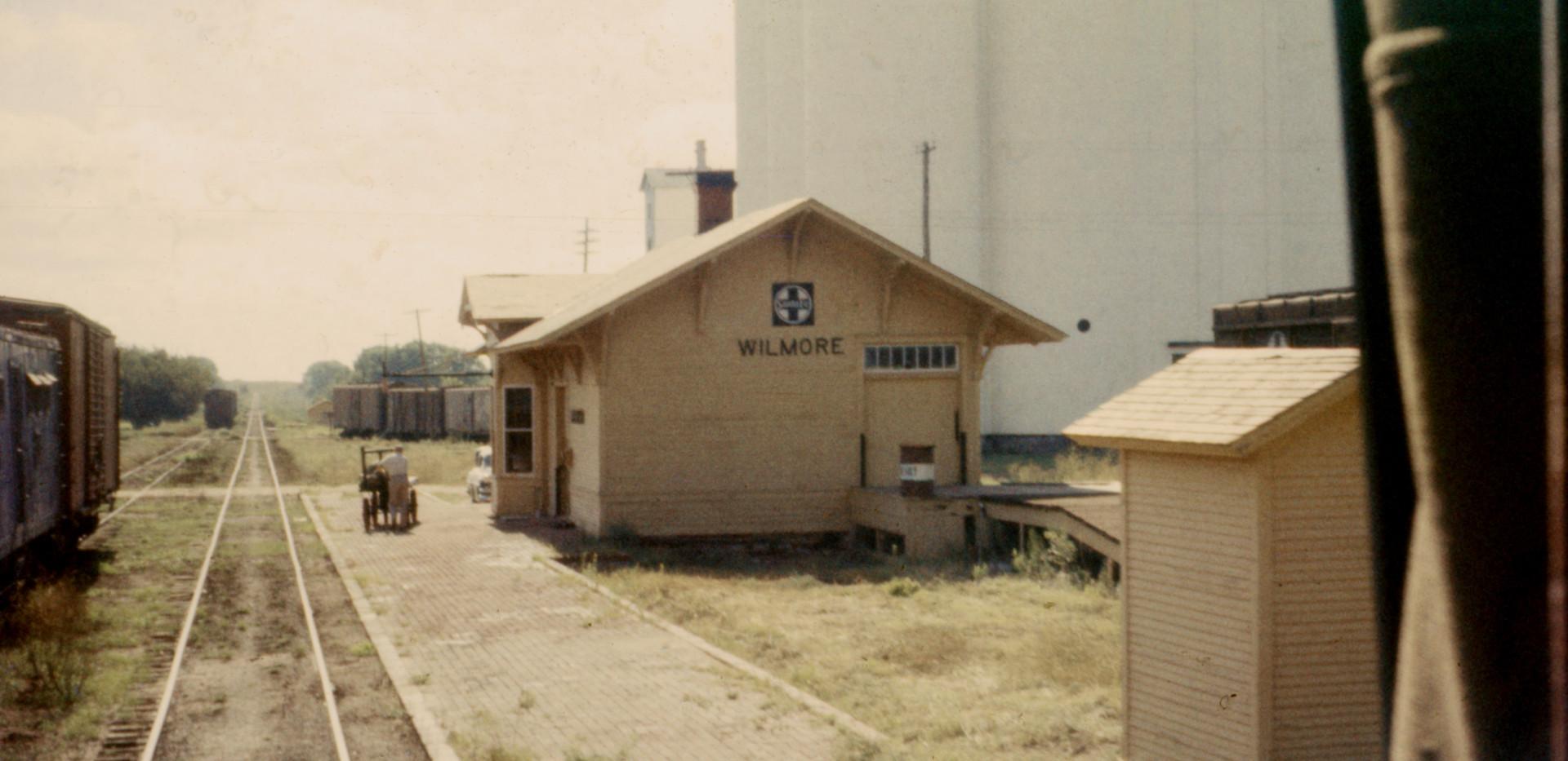 1 Englewood Trip August 17 1958 Wilmore