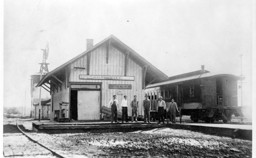 LK&W depot