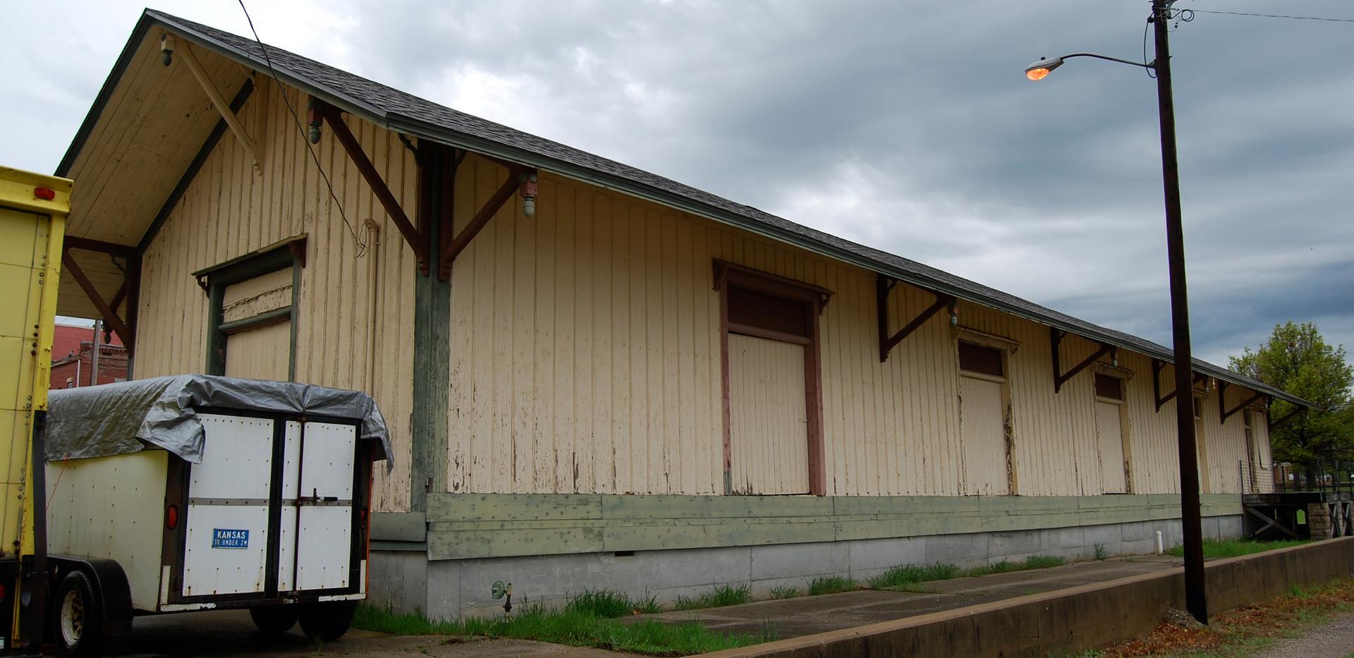 MKT freight depot