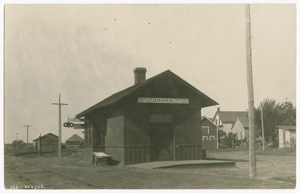 L,K&W depot