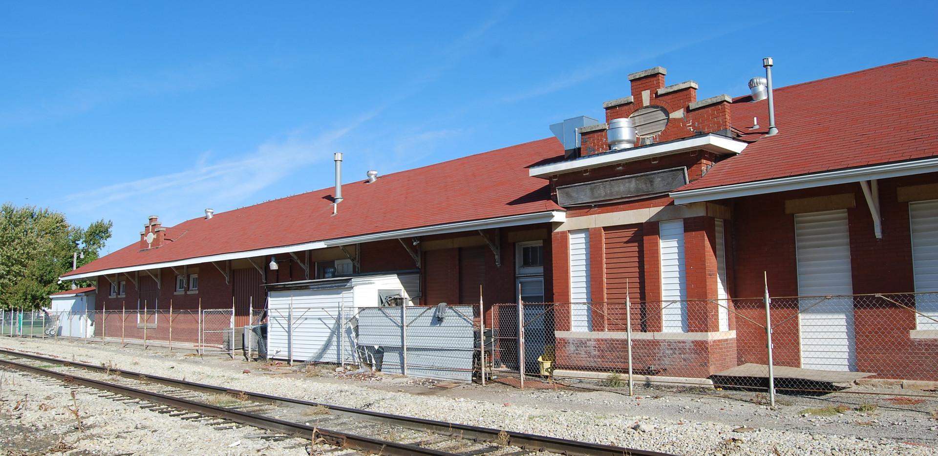 ATSF depot