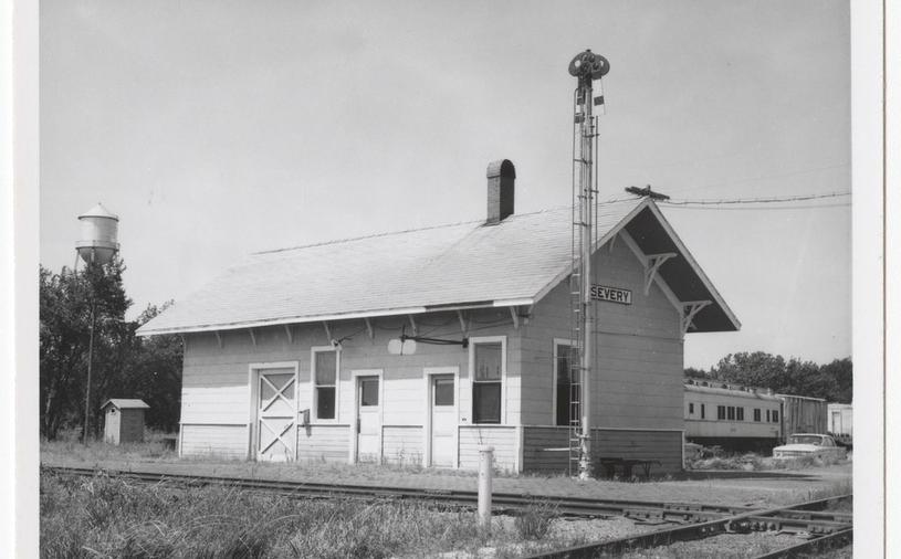 SLSF/ATSF depot