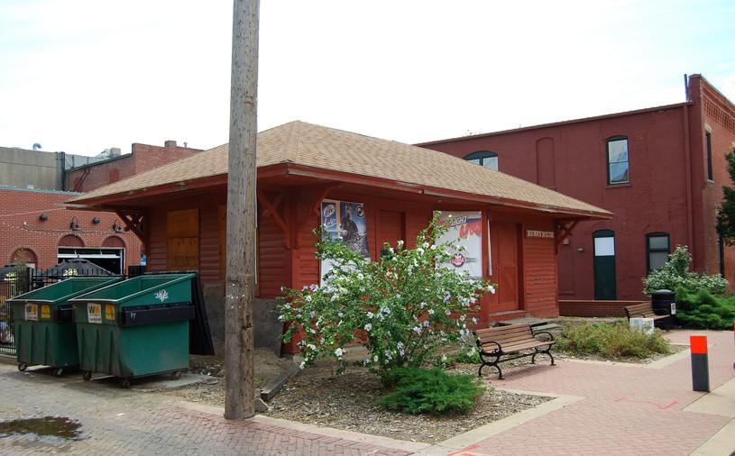 KCMO depot