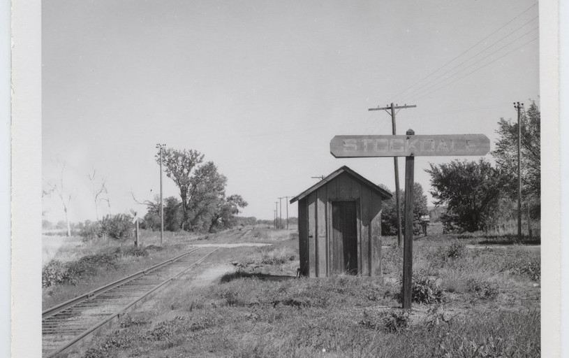 UP shed depot