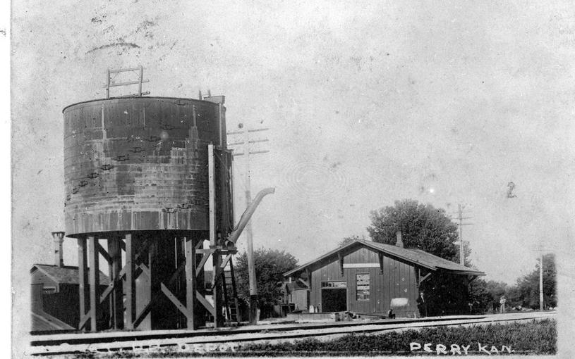 UP water tank & depot