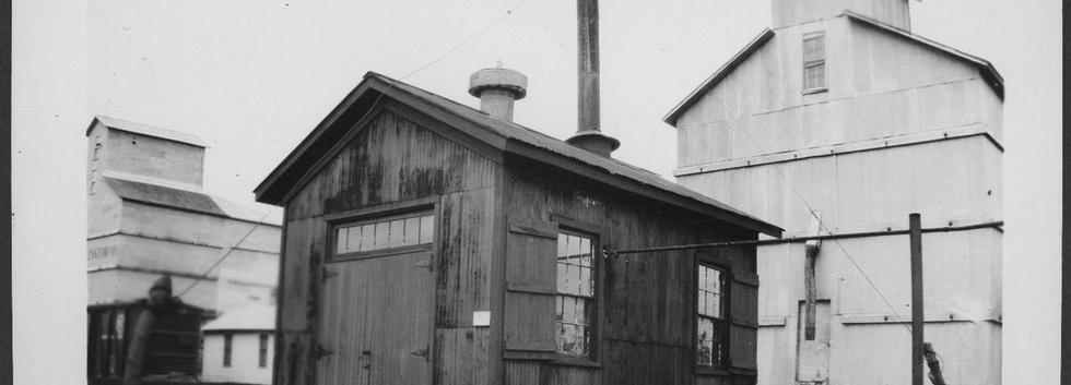 ATSF boiler house